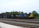 CSX 4415 & NS3021